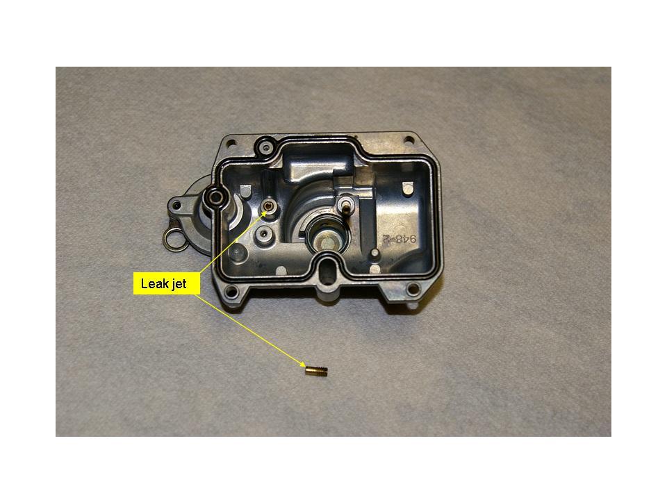 FCR-MX Install DR650SE